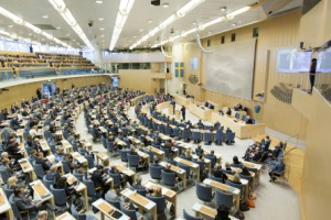 Foto: Melker Dahlstrand/ Riksdagsförvaltningen